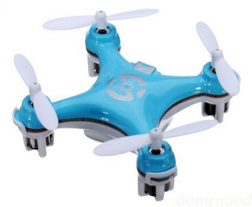 Квадрокоптер - CX-10 MINI (3D, 6 Axis gyro) RTF