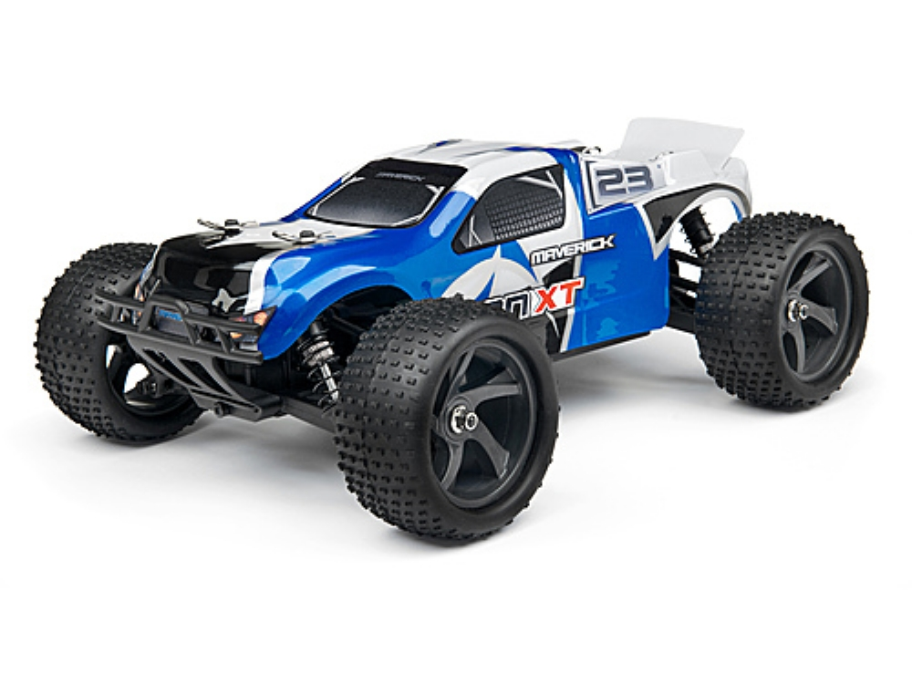 Трак 1/18 - MAVERICK ION XT RTR ELECTRIC